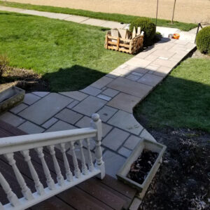 Sidewalks & Steps