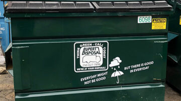 Front Load Collection Waste & Recycling Services