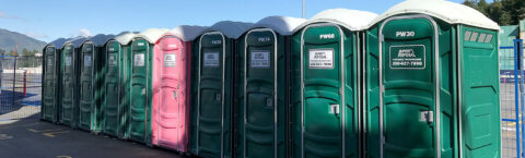 Portable Washroom Rentals & Sanitation Services (Porta Potty)