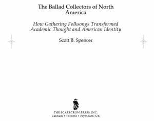 ballad collector ch 1