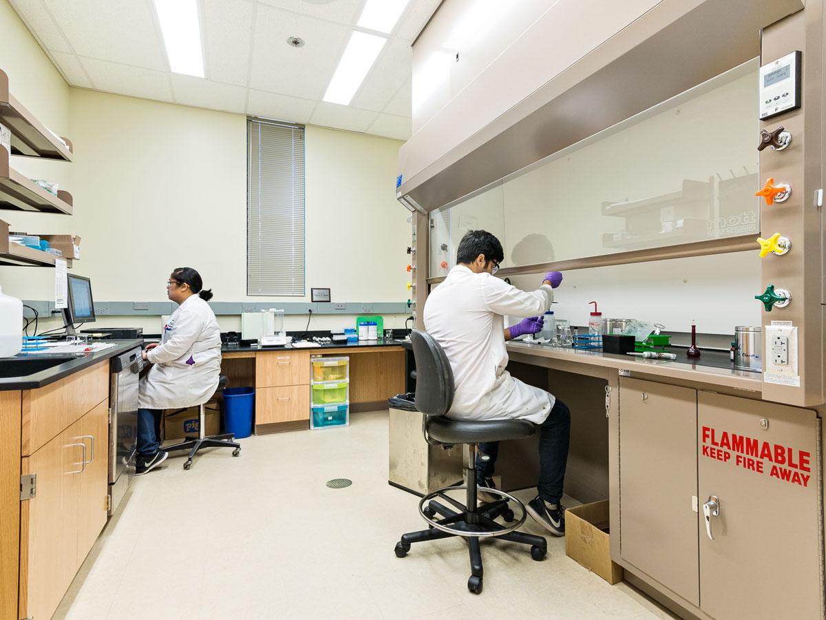Reference Standards Lab