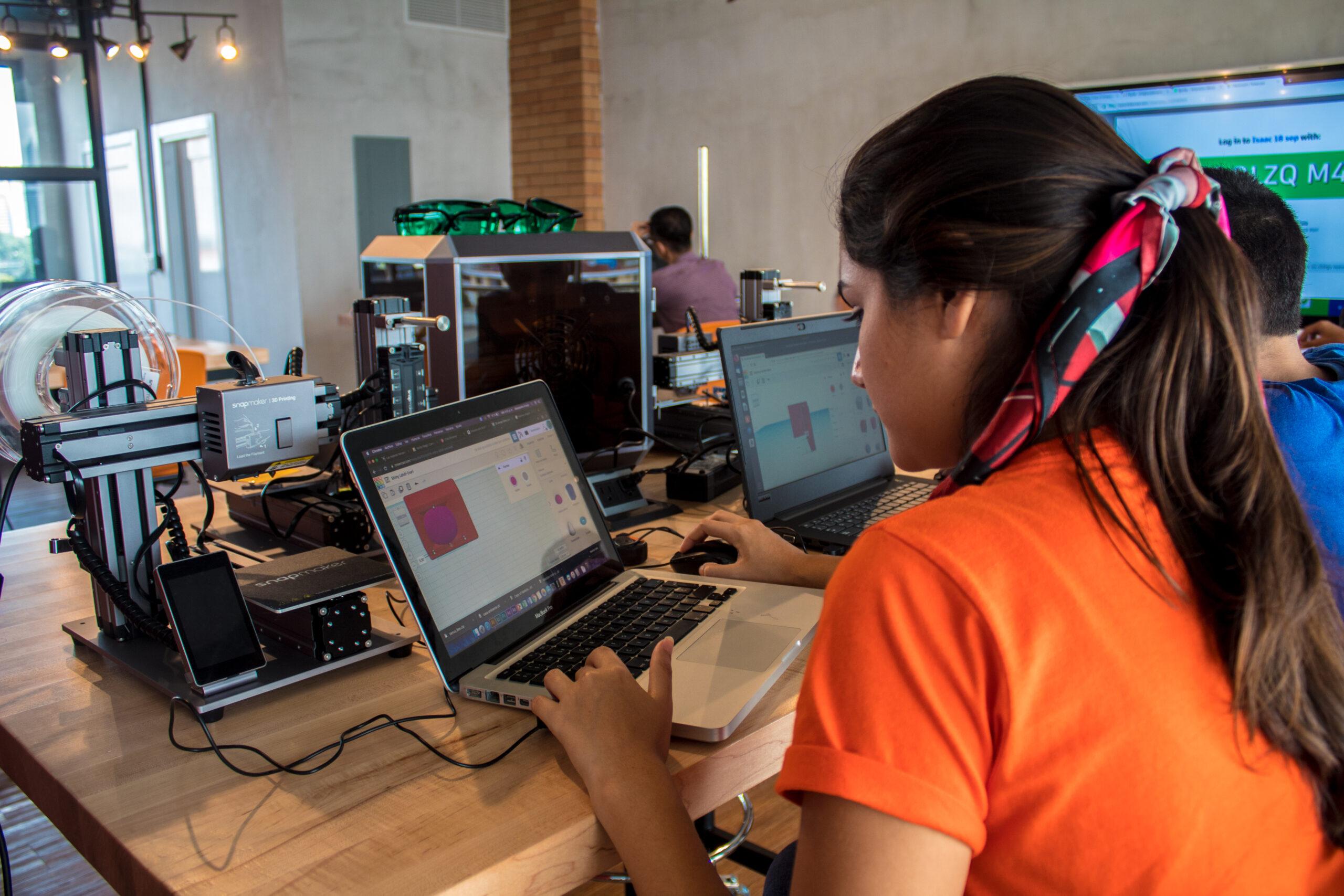 Workshops de fabricación digital