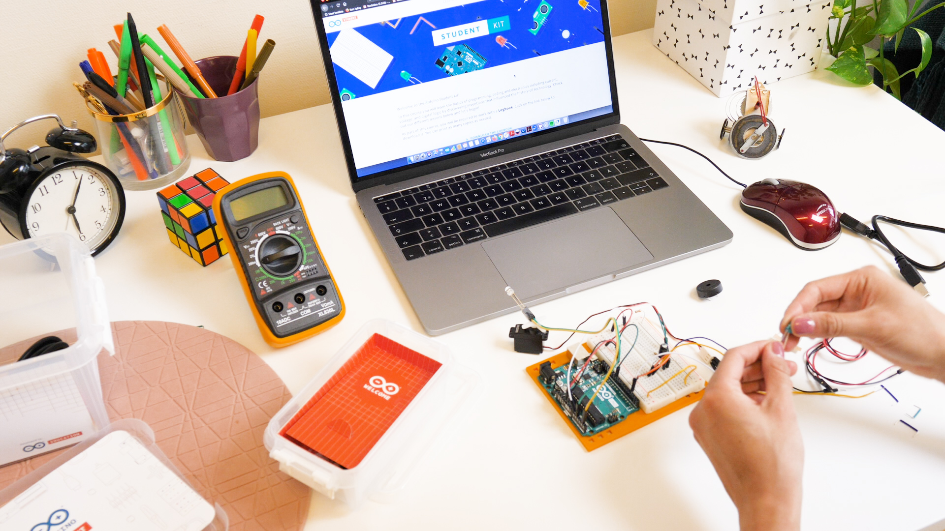 arduino student_kit_content