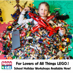 Bricks 4 Kidz Lego-Themed Camps