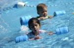 Campers Swim twice Daily!