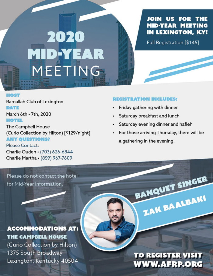 2020 Mid-Year Meeting