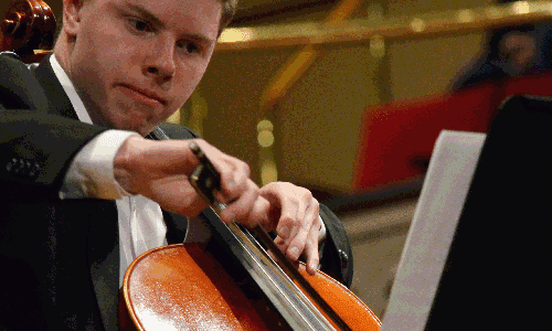 Do you love listening to the cello?