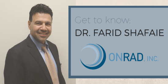 Dr Farid Shafaie