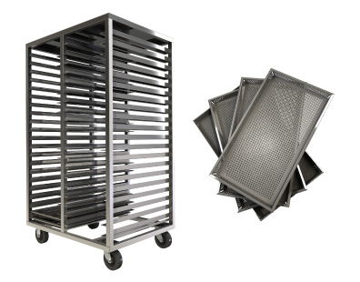 Drying Rack & Pan Systems