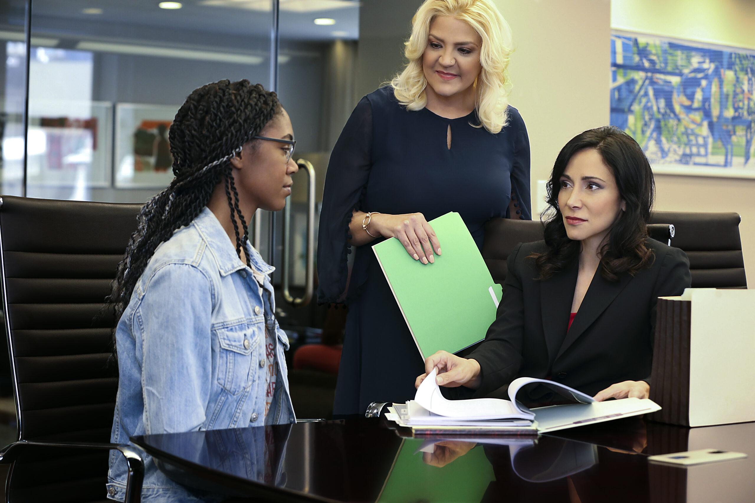 Heidi and Sandra, sexual harassment lawyers