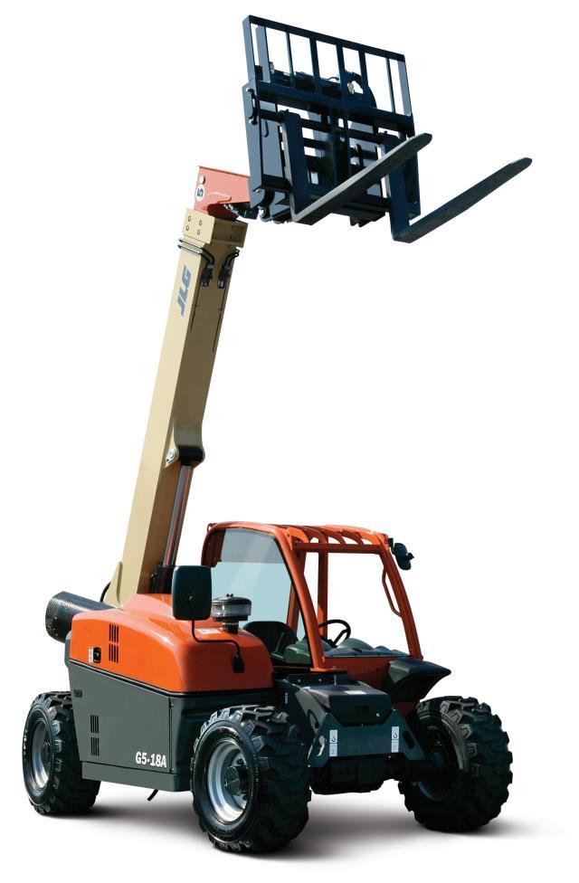 Reach Lift 5,500 LB 19