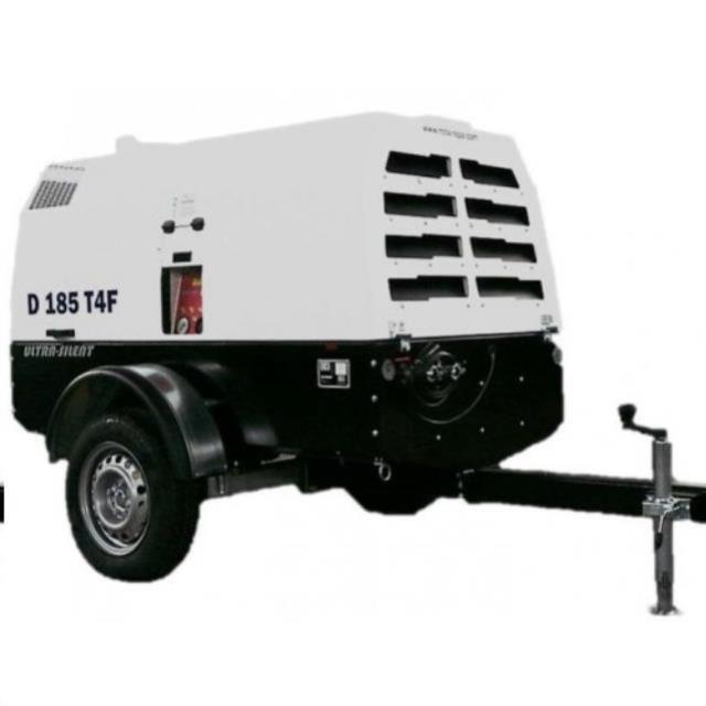Air Compressor, 185 CFM CP