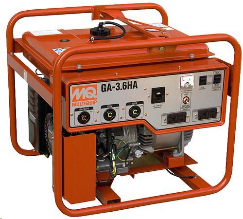 Generator 3.6 KW