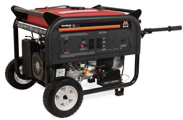 Generator 8K
