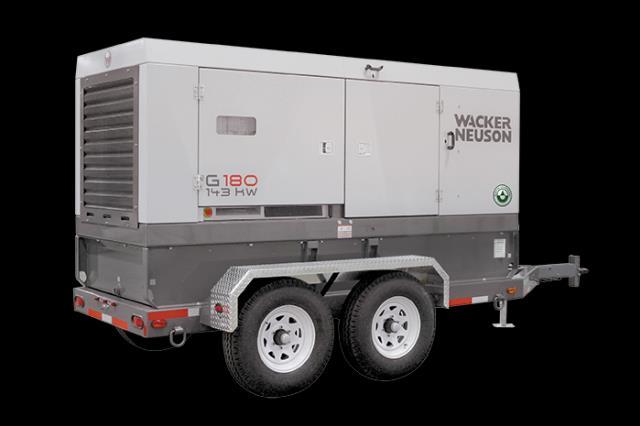 Generator 175KW