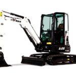 Mini Excavator 2-3 Ton, W/Thumb