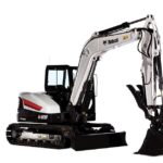 8-10 Ton Mini Excavator