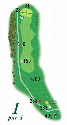 Brevofield Golf Links