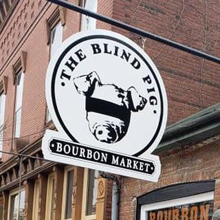 The Blind Pig Bourbon Market