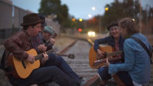 I've Been Workin' On The Railroad official video