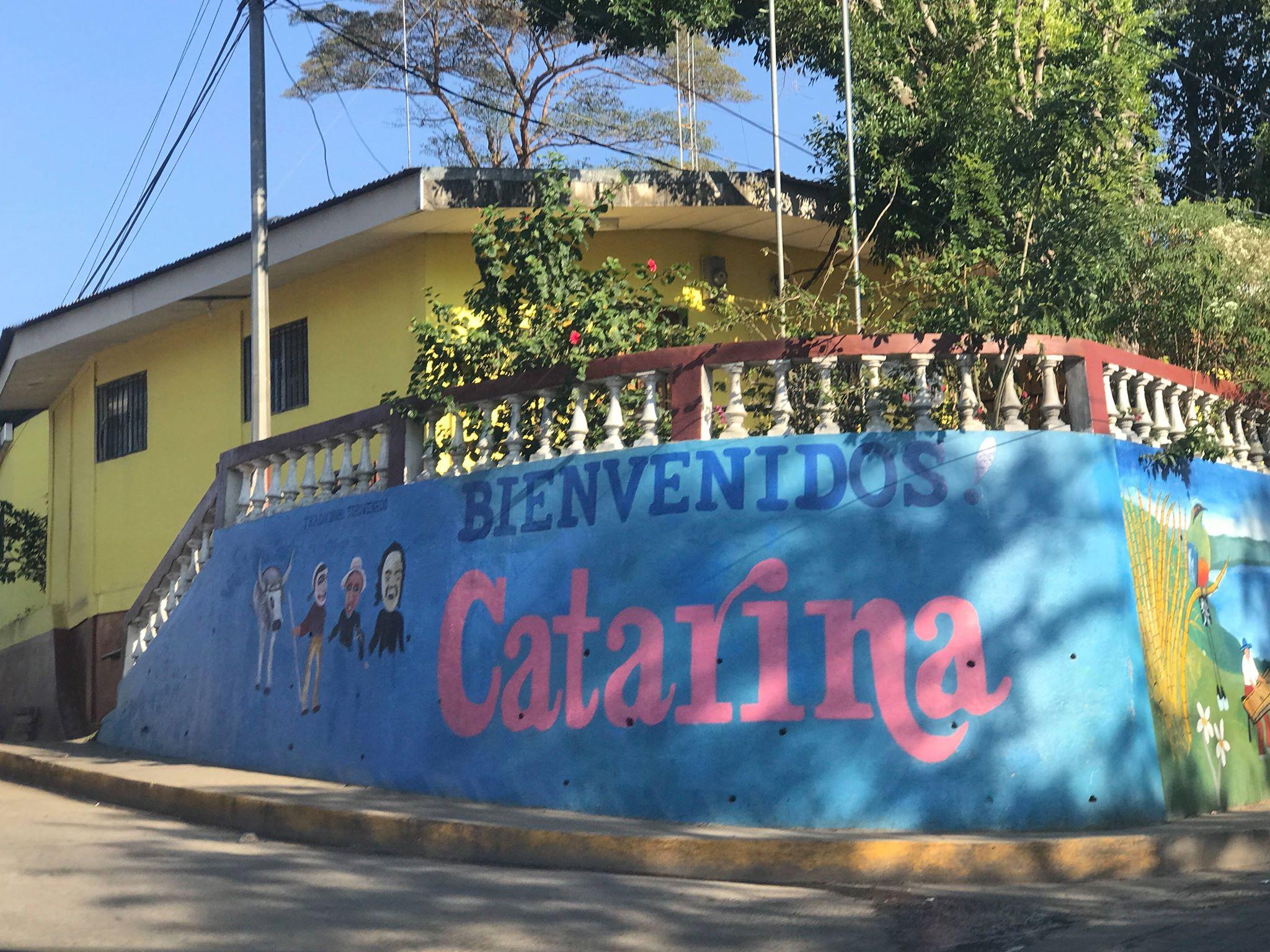 ¿Cómo llegar hasta Catarina desde Managua?