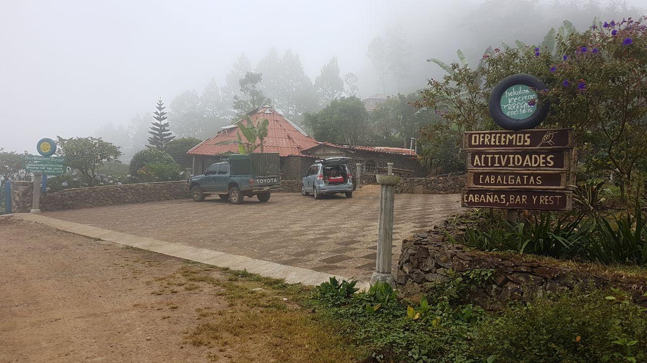Finca Neblinas del Bosque en Estelí