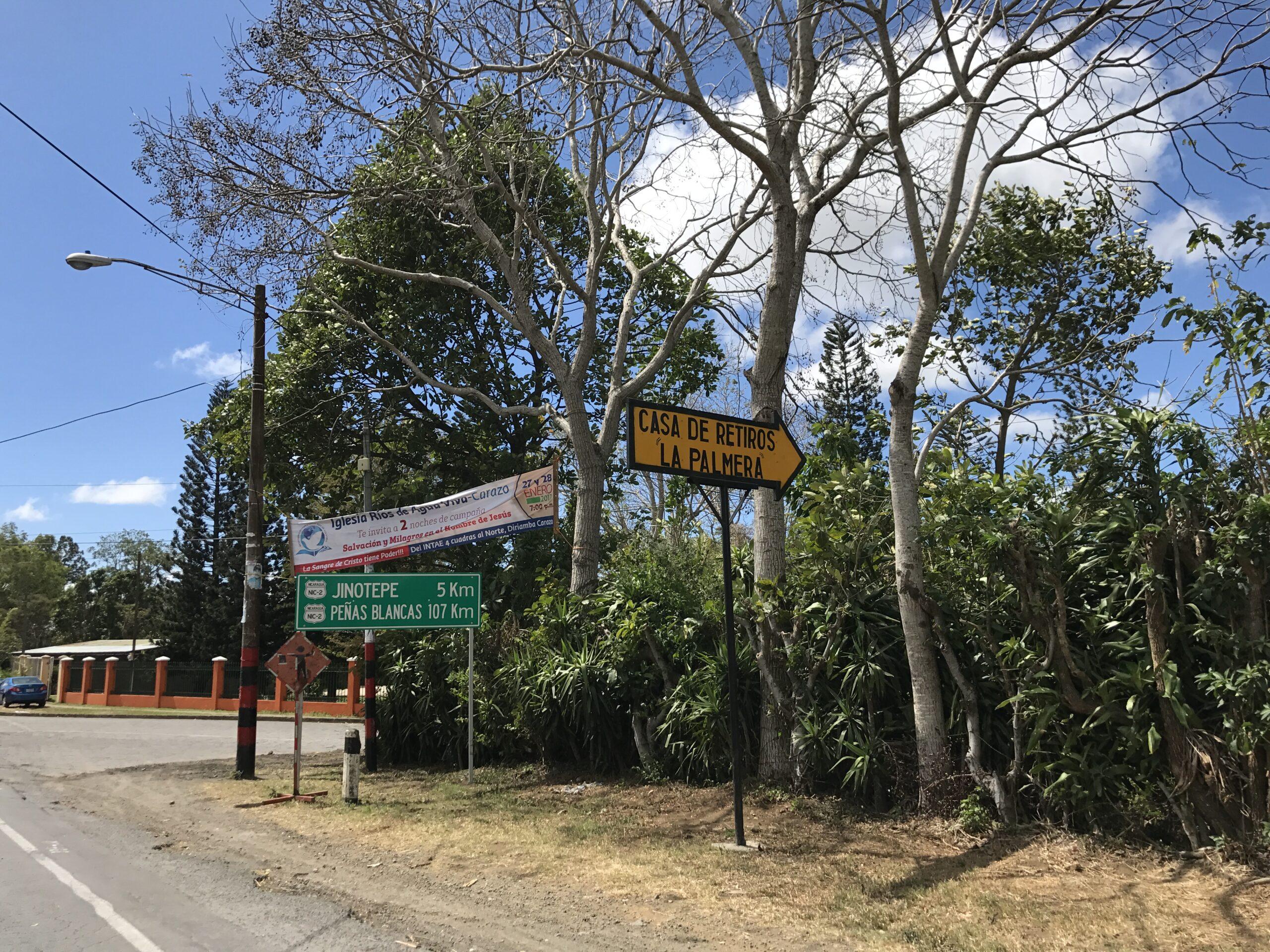 Cómo llegar hasta Jinotepe Carazo