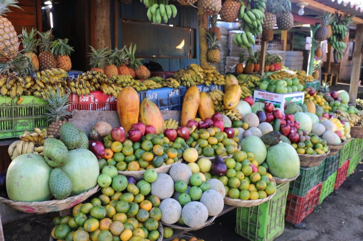 El consumo de frutas para vitaminarse