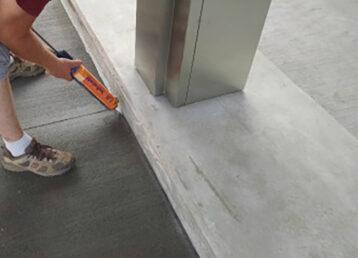 Houston Concrete Caulking