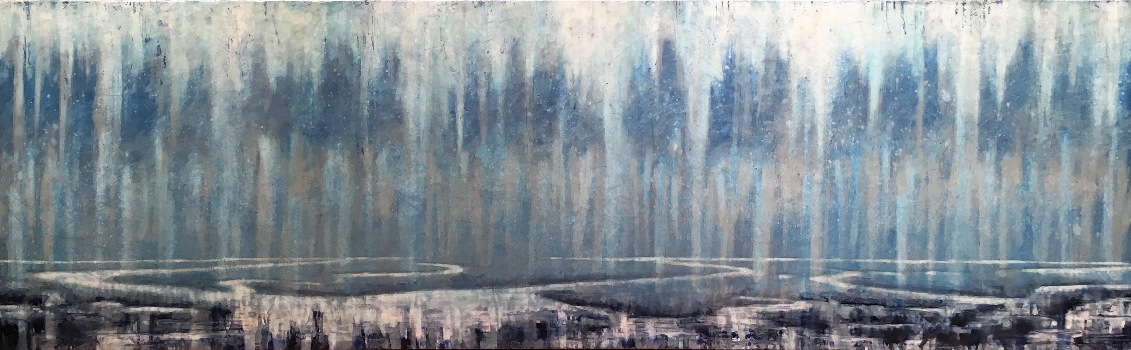 21x68 Blue Estuary