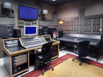 Sound Board Room