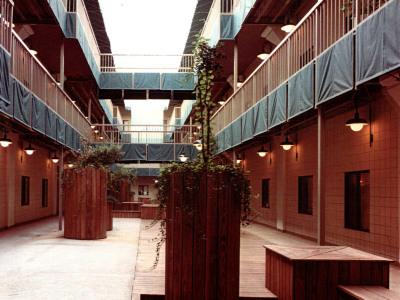 Ford Factory Square Interior