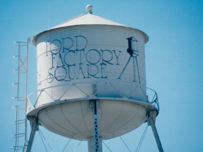 Ford Factory Square Roof Object