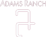 Adams Ranch Logo