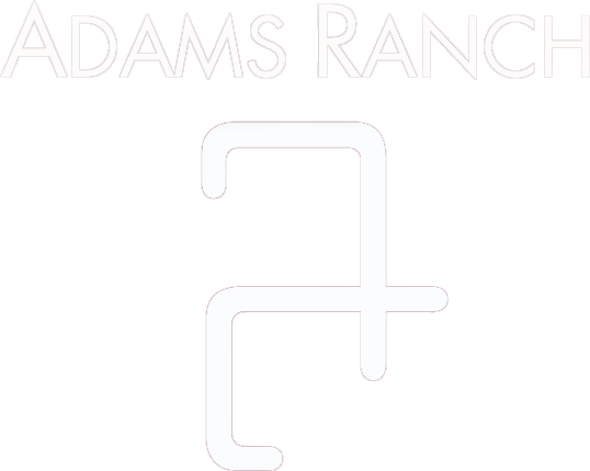 Adams Ranch Logo