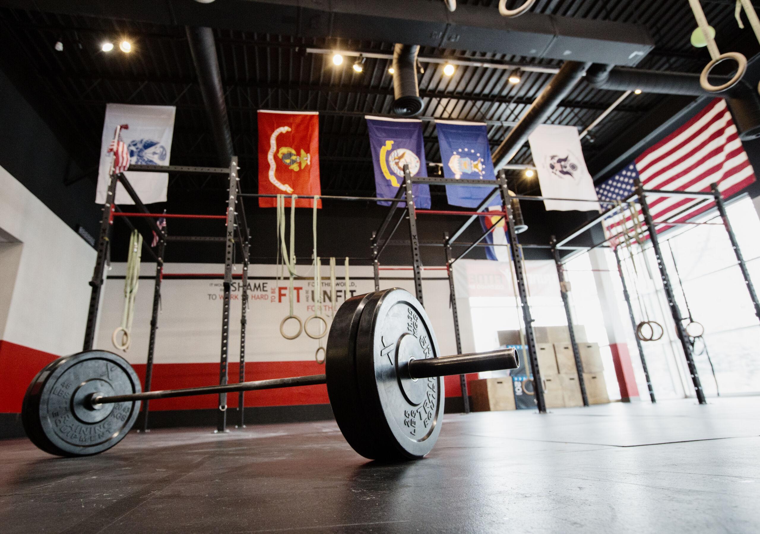 Trinity Fitness gym equipment