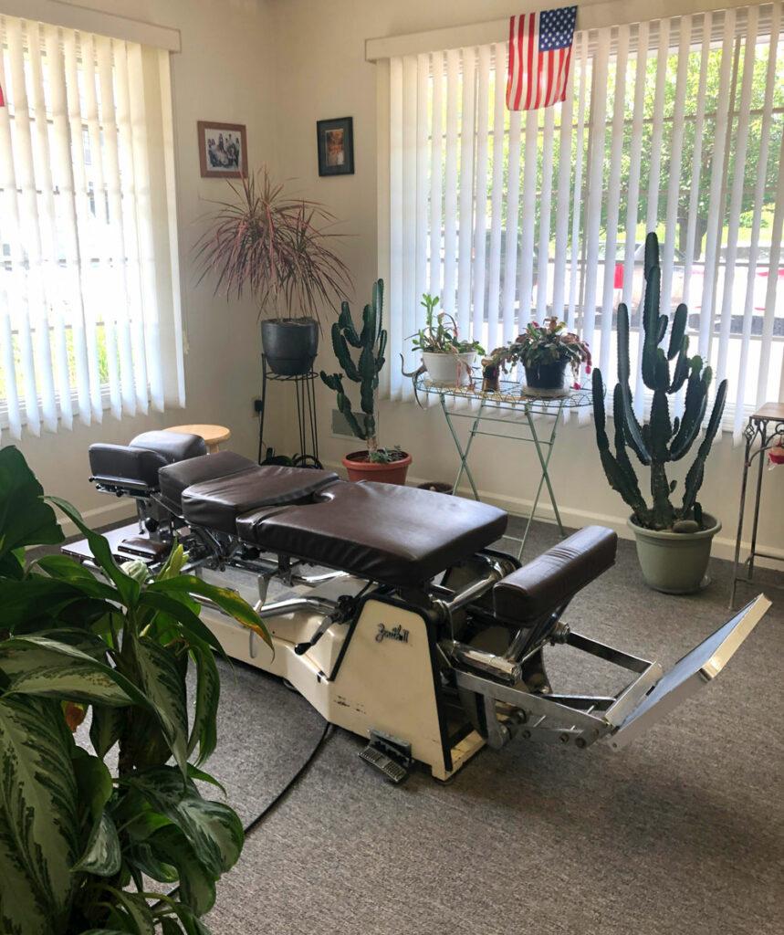 chiropractor vernon nj