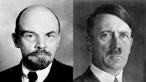 Lenin-hitler