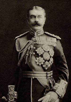Field Marshal Horatio Herbert Kitchener