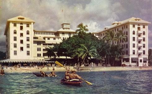Moana Hotel Waikiki