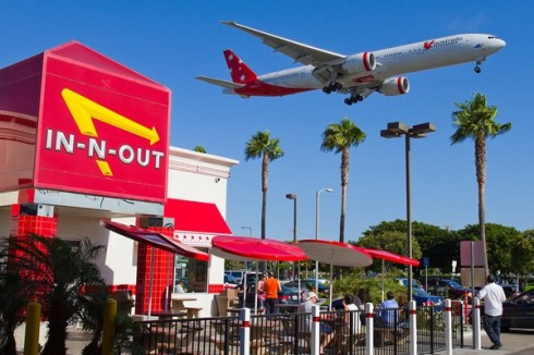 in-n-out-burger- LAX