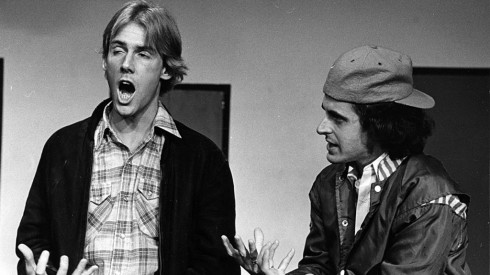 Will Aldis -Second City Skit - 1977-North-By-North-Wells