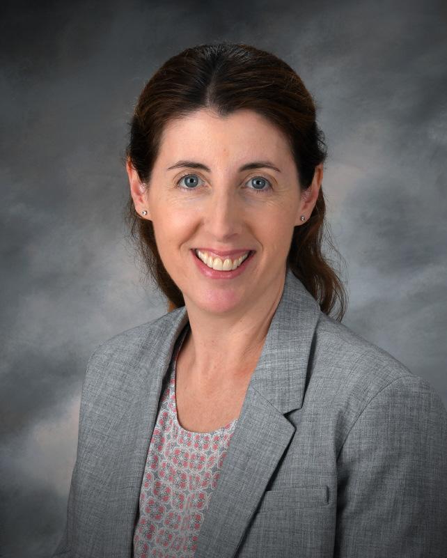 Woman Director of La Jolla Montessori School
