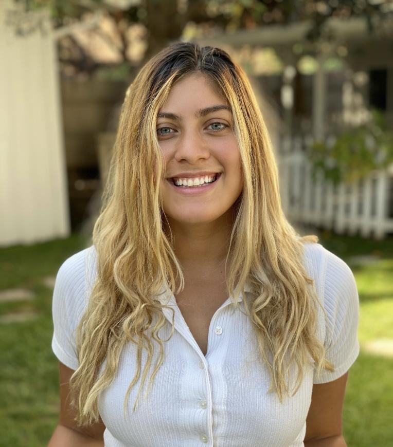 Ms. Andrea Zapata Toddler English Teacher