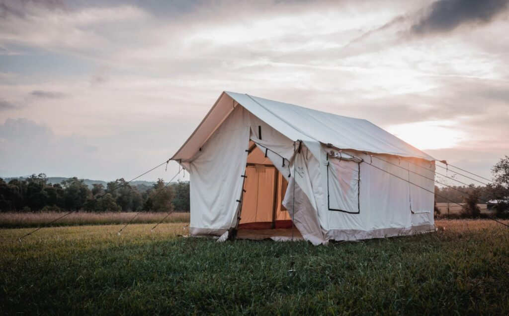 What Treatments Should I Look For In a Canvas Tent
