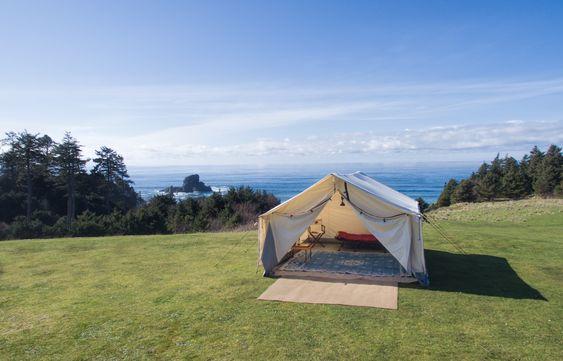 heavy duty wall tents