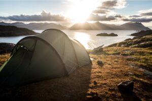 Camping Wall Tent