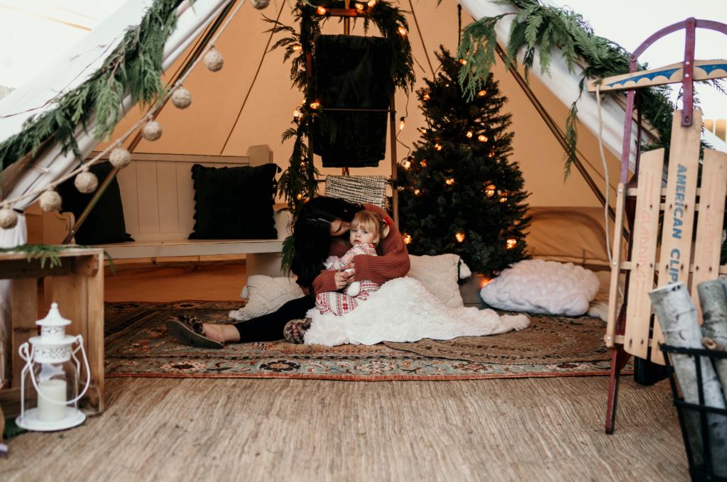 glamping tent furniture decoration camping glamping