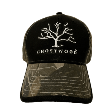 Camp Ghostwood Hat front