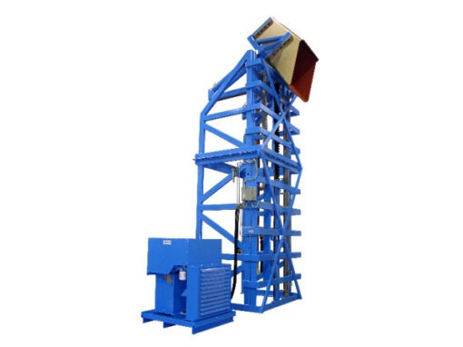 5449-AB Lift & Dump Container Discharger
